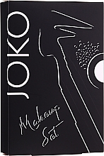 Parfémy, Parfumerie, kosmetika Sada - Joko Makeup (eye/pencil/5g + eye/shadow/5g + eye/liner/5g)