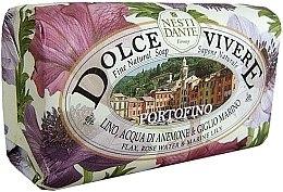 "Parfémy, Parfumerie, kosmetika Mýdlo ""Portofino"" - Nesti Dante Portofino Soap"