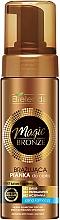 Parfémy, Parfumerie, kosmetika Bronzová tělová pěna, světlý odstín pleti - Bielenda Magic Bronze