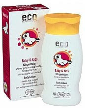 Parfémy, Parfumerie, kosmetika Dětský krém-mléko - Eco Cosmetics Baby&Kids Body Lotion