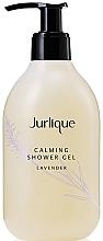 Parfémy, Parfumerie, kosmetika Zklidňující sprchový gel s levandulovým extraktem - Jurlique Calming Shower Gel Lavender