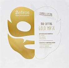 Parfémy, Parfumerie, kosmetika Maska na obličej s minerály mrtvého moře - Sefiros Bio-Lifting Gold Mask