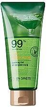 Parfémy, Parfumerie, kosmetika Univerzální gel s aloe - The Saem Jeju Fresh Aloe Soothing Gel 99% (tuba)