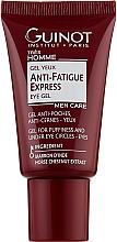 Parfémy, Parfumerie, kosmetika Oční gel proti únavě Express - Guinot Gel Yeux Defatigant Express