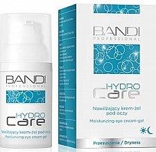Parfémy, Parfumerie, kosmetika Hydratační krém gel pro konturu očí - Bandi Professional Hydro Care Moisturizing Eye Cream-Gel