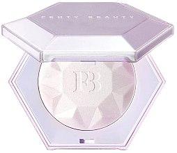 Parfémy, Parfumerie, kosmetika Kompaktní rozjasňovač - Fenty Beauty By Rihanna Diamond Bomb II All-over Diamond Veil