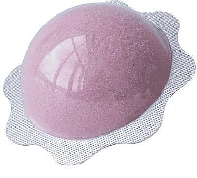 Bomba do koupele s malinovou příchutí - Nacomi Sweet Raspberry Cupcake Bath Bomb — foto N2