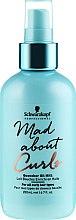 Parfémy, Parfumerie, kosmetika Olejové mléko na vlasy - Schwarzkopf Professional Mad About Curls Quencher Oil Milk