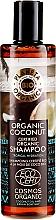 Parfémy, Parfumerie, kosmetika Hydratační šampon na vlasy - Planeta Organica Organic Coconut Natural Hair Shampoo