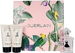 Parfémy, Parfumerie, kosmetika Guerlain La Petite Robe Noire - Sada (edt/50ml + b/lot/75ml + sh/gel/75ml)