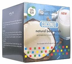 Parfémy, Parfumerie, kosmetika Tělový peeling Kokosové mléko - Rolling Hills Gommage Corps Naturel