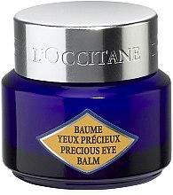 Parfémy, Parfumerie, kosmetika Balzám na oční okolí - L'Occitane Immortelle Precious Eye Balm
