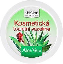Parfémy, Parfumerie, kosmetika Kosmetická vazelína - Bione Cosmetics Aloe Vera Cosmetic Vaseline