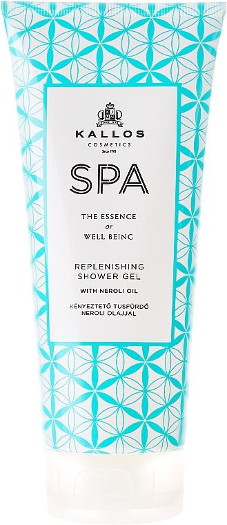 Obnovující sprchový gel - Kallos Cosmetics Spa Replenishing Shower Gel