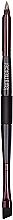 Parfémy, Parfumerie, kosmetika Štětec na obočí - Laura Mercier Sketch & Intensify Double Ended Brow Brush