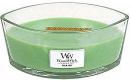 Parfémy, Parfumerie, kosmetika Vonná svíčka ve sklenici - WoodWick Hearthwick Flame Ellipse Candle Palm Leaf