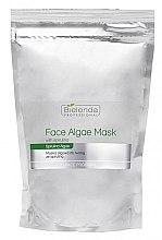Parfémy, Parfumerie, kosmetika Alginátová obličejová maska se spirulinou - Bielenda Professional Algae Spirulina Face Mask (náhradní náplň)