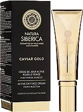 "Parfémy, Parfumerie, kosmetika Denní krém-aktiv ""Injekce mládí"" - Natura Siberica Caviar Gold"