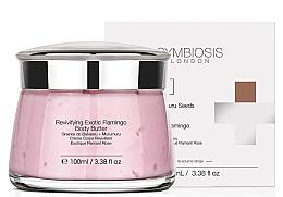 Parfémy, Parfumerie, kosmetika Tělové máslo - Symbiosis London Revivifying Exotic Flamingo Body Butter