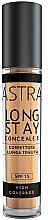 Parfémy, Parfumerie, kosmetika Krémový korektor - Astra Make-Up Long Stay Concealer SPF15