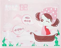 Parfémy, Parfumerie, kosmetika Náplasti na oblast kolem oči - Pilaten Pila Girl Seaweed Eye Mask