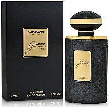 Parfémy, Parfumerie, kosmetika Al Haramain Junoon Noir - Parfémovaná voda