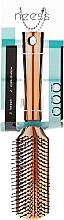 Parfémy, Parfumerie, kosmetika Kartáč na vlasy, 1257 - Neess Hair Brush Rose Gold