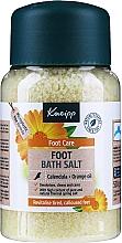 "Parfémy, Parfumerie, kosmetika Sólové koupele pro nohy ""Zdravé nohy "" s měsíčkem a pomerančem - Kneipp Healthy Feet Foot Bath Crystals"