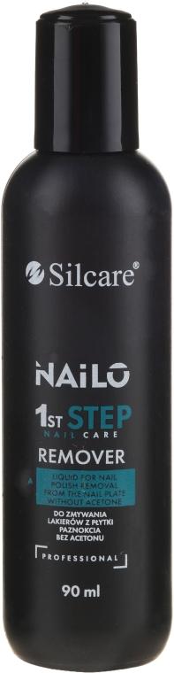 Odmaštovač na nehty - Silcare Nailo