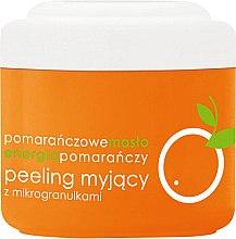 """Parfémy, Parfumerie, kosmetika Tělový peeling s mikrogranulemi """"Pomerančový"""" - Ziaja Body Peeling"""