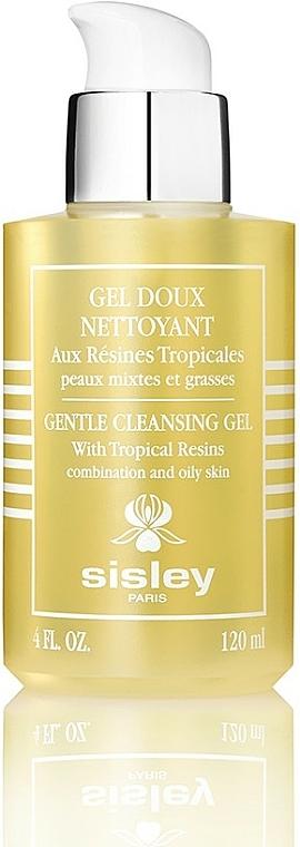 Čisticí gel - Sisley Gentle Cleansing Gel With Tropical Resins — foto N1