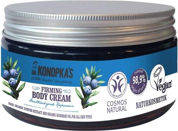 Zpevňující krém na tělo - Dr. Konopka's Firming Body Cream — foto N1