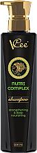 Parfémy, Parfumerie, kosmetika Šampon na vlasy Vyživující komplex - VCee Shampoo Nutri Complex