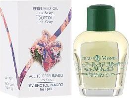 Parfémy, Parfumerie, kosmetika Parfémový olej - Frais Monde Iris Gray Perfume Oil