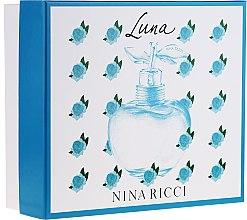 Parfémy, Parfumerie, kosmetika Nina Ricci Luna - Sada (edt/80ml + b/lot/100ml)