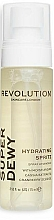 Parfémy, Parfumerie, kosmetika Sprej na obličej - Revolution Skincare Superdewy Moisturizing Spray