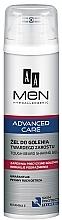 Parfémy, Parfumerie, kosmetika Gel na holení - AA Men Advanced Care Tough Beard Shaving Gel