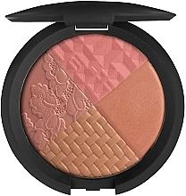 Parfémy, Parfumerie, kosmetika Kompaktní tvářenka - Nouba Collision Multicolor Blush