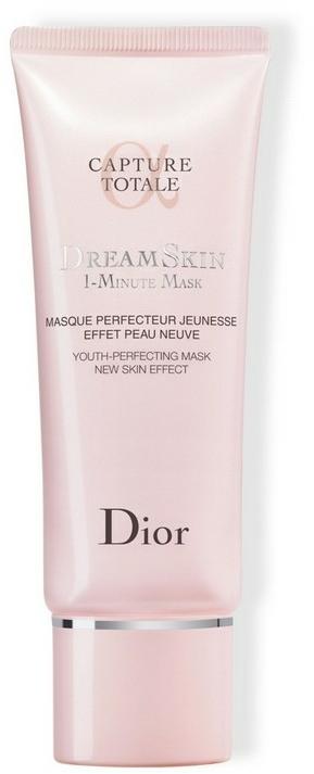 Minutová maska na obličej - Dior Capture Totale DreamSkin 1-Minute Mask — foto N1