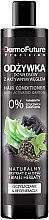 Parfémy, Parfumerie, kosmetika Kondicionér na vlasy s aktivním uhlím - DermoFuture Hair Conditioner With Activated Carbon