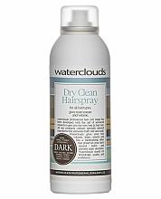Parfémy, Parfumerie, kosmetika Suchý šampon pro tmavé vlasy - Waterclouds Volume Dry Clean Dark Hairspray