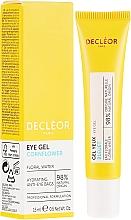 Parfémy, Parfumerie, kosmetika Hydratační oční gel-krém - Decleor Hydra Floral Everfresh Hydrating Wide-Open Eye Gel