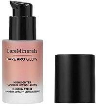 Parfémy, Parfumerie, kosmetika Tekutý rozjasňovač - Bare Escentuals Bare Minerals Glow Highlighter