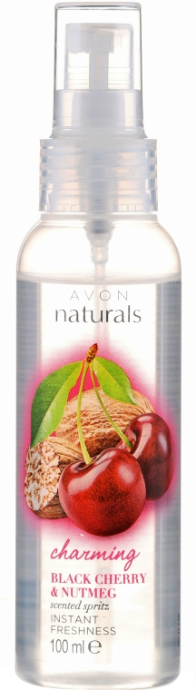 Lotion na tělo ve spreji Víšeň a muškátový oříšek - Avon Naturals