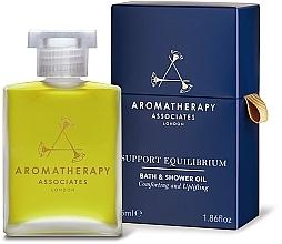 Parfémy, Parfumerie, kosmetika Olej do koupele a sprchy - Aromatherapy Associates Support Equilibrium Bath & Shower Oil