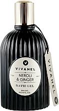 Parfémy, Parfumerie, kosmetika Gel do koupele - Vivian Gray Vivanel Neroli & Ginger