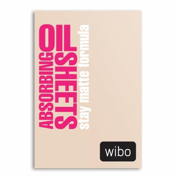 Papírové matující ubrousky - Wibo Oil Absorbing Sheets — foto N1
