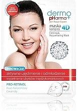 Parfémy, Parfumerie, kosmetika Maska na obličej - Dermo Pharma Skin Repair Expert Firming Rejuvenating Mask 4D