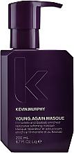 Parfémy, Parfumerie, kosmetika Regenerační změkčující maska pro suché a poškozené vlasy - Kevin.Murphy Young.Again.Masque