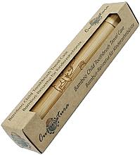 Parfémy, Parfumerie, kosmetika Bambusové cestovní pouzdro na dětský zubní kartáček - Curanatura Junior Bamboo Child Toothbruth Travel Case